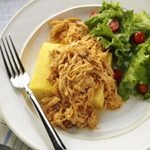 Southern Shredded BBQ Chicken Recipe