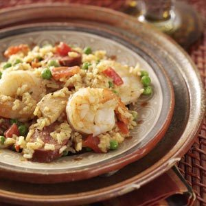 Sunday Paella Recipe