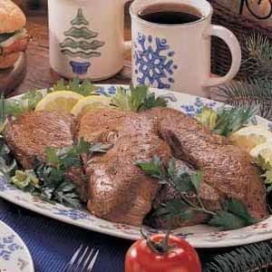Broiled Sirloin Recipe