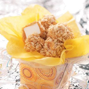 Caramel Marshmallow Delights Recipe