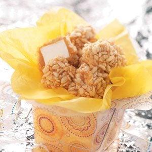 Caramel Marshmallow Delights