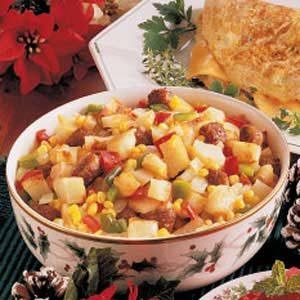 Hearty Brunch Potatoes Recipe