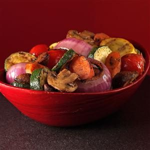Cajun Summer Vegetables Recipe