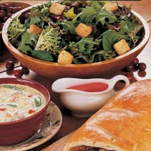 Cranberry Salad Dressing Recipe