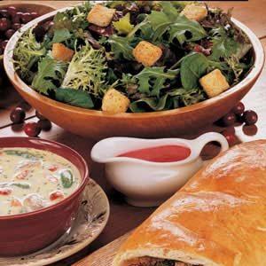 Cranberry Salad Dressing Recipe