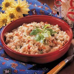 Vegetable Rice Mix Recipe