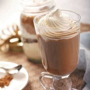 Flavored Mocha Drink Mix Recipe