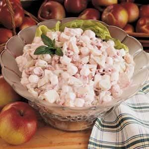 Ambrosia Waldorf Salad Recipe
