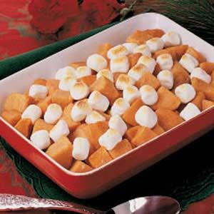 Special Sweet Potatoes Recipe