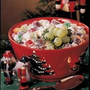 Fruit Salad with Marshmallows Recipe
