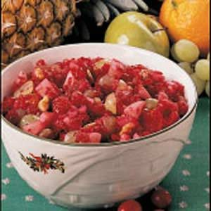 Fruity Cranberry Relish