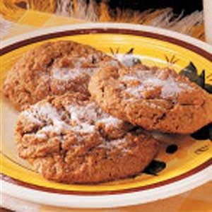 Chewy Ginger Drop Cookies Recipe