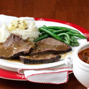 Coffee Roast Beef Recipe
