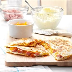Pierogi Quesadillas Recipe