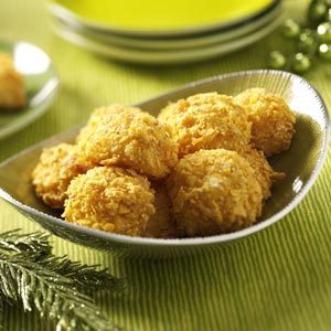 Crispy Potato Puffs Recipe