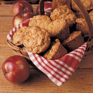 Nutty Apple Muffins Recipe