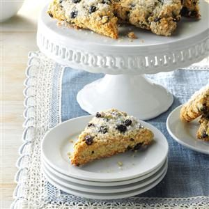 Rustic Oatmeal Scones Recipe