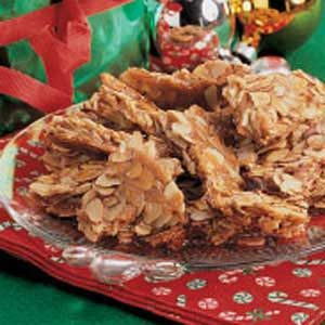 Buttery Almond Crunch Recipe