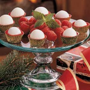 Raspberry Truffles Recipe