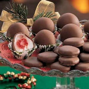 Fondant-Filled Candies Recipe