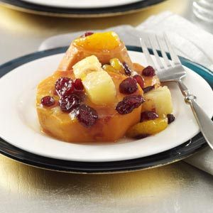 Holiday Citrus Sweet Potatoes Recipe
