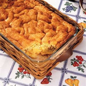 Apple Cobbler Recipe