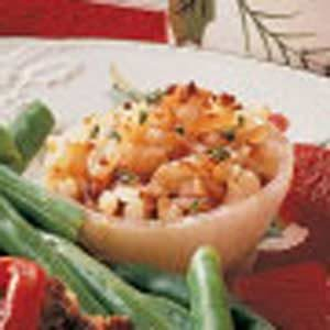 Potato-Stuffed Onions Recipe