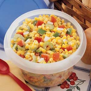 Quick Corn Salad Recipe