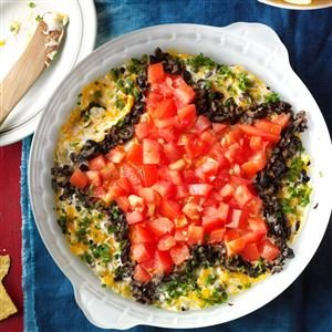 Southwestern Star Dip Recipe