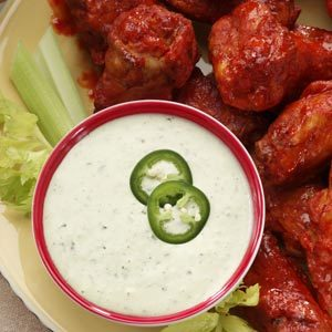 Jalapeno Ranch Dip Recipe