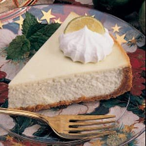 Cool Lime Cheesecake Recipe