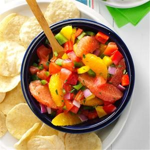Tangy Texas Salsa Recipe