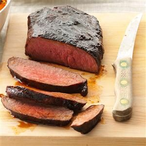 Smoky Espresso Steak Recipe