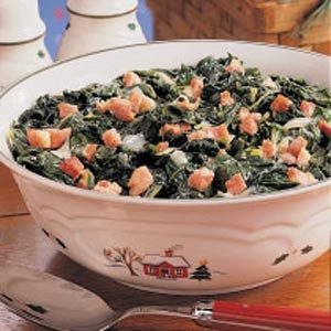 Country Turnip Greens Recipe