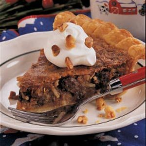 Dixie Pie Recipe