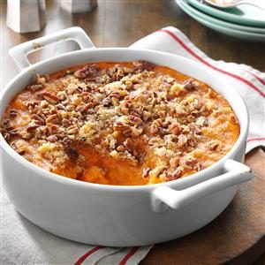 Mom's Sweet Potato Bake Recipe