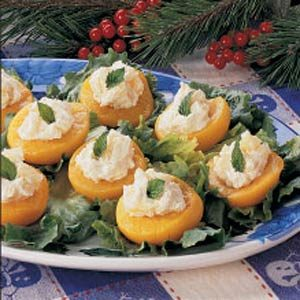 Snowball Peaches Recipe