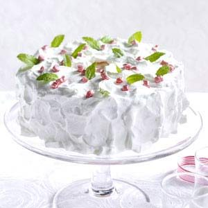 Mint Angel Cake Recipe
