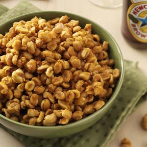 Sweet & Spicy Peanuts Recipe