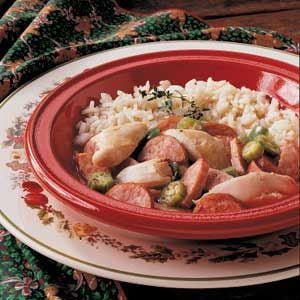 Rabbit Gumbo Recipe