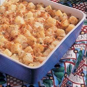 Company Potato Casserole Recipe