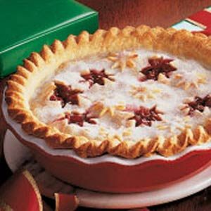 Cranberry Cherry Pie Recipe