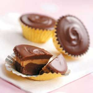 Peanut Butter Chocolate Cups Recipe
