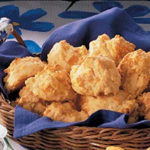 Cornmeal Drop Biscuits Recipe