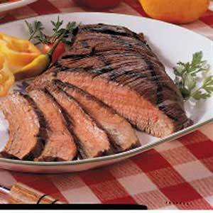 Tender Flank Steak Recipe