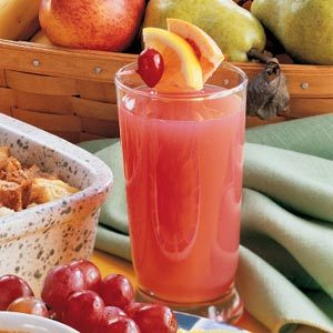 Tart Grapefruit Cooler Recipe