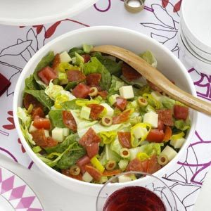 Sicilian Chopped Salad Recipe