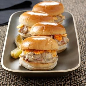 Touchdown Brat Sliders Recipe