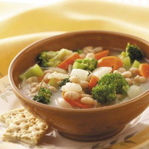 Bean Vegetable Soup