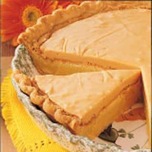 Old-Fashioned Chess Pie Recipe